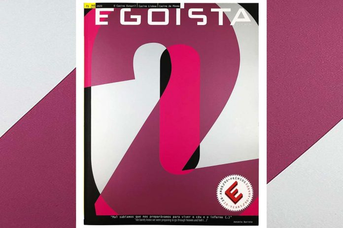 20 anos revista Egoísta