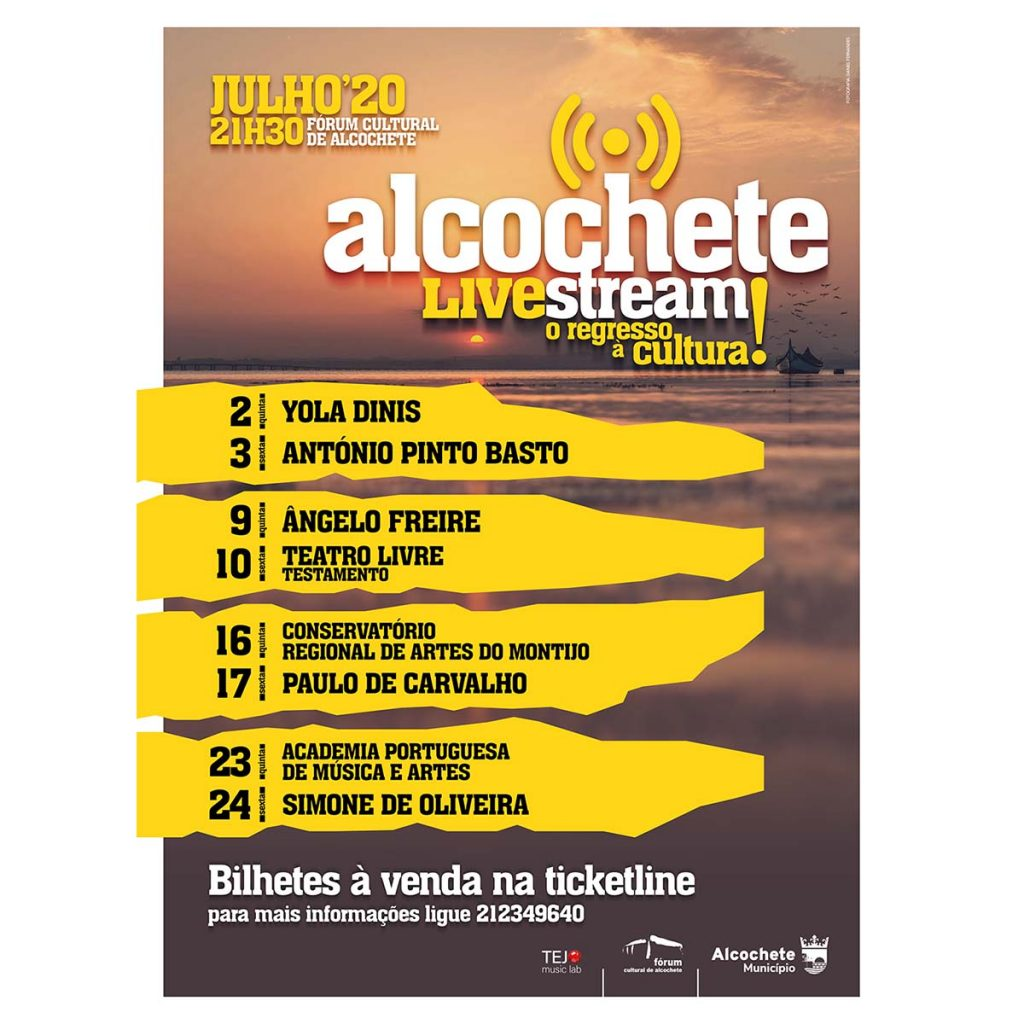 Cartaz Alcochete