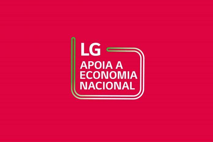 LG Apoia A Economia Nacional