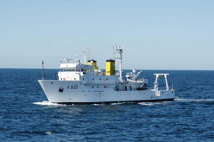 Marinha mar dos Açores