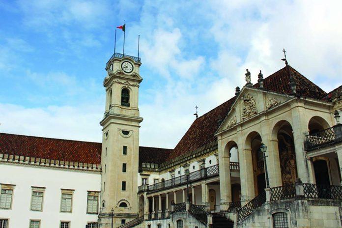 Universidade de Coimbra magistrados