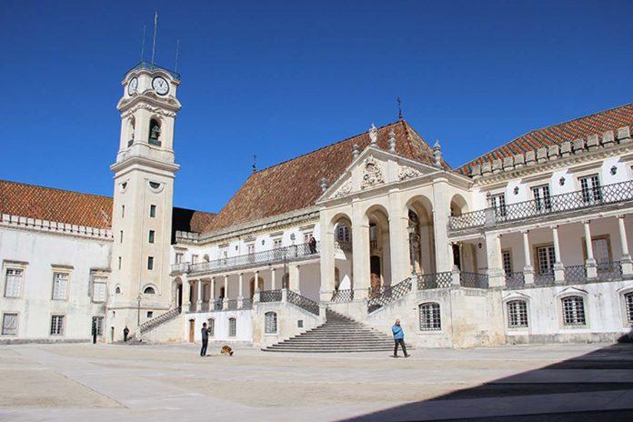 Universidade de Coimbra Comissão Europeia