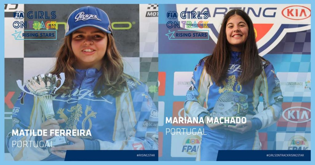 FIA - The Girls On Track - The Rising Star