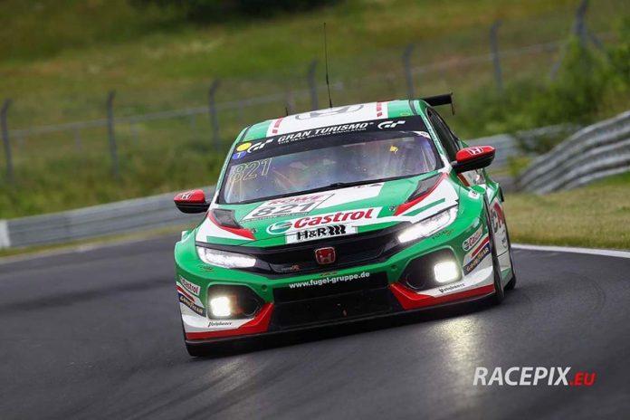 Tiago Monteiro TCR