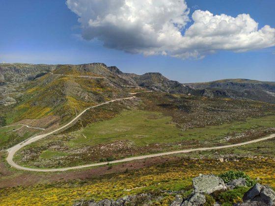 Vista do Cascalvo