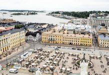 Helsínquia oásis de culinária