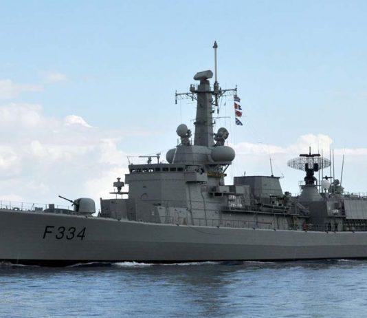 Fragata D Francisco de Almeida modernização
