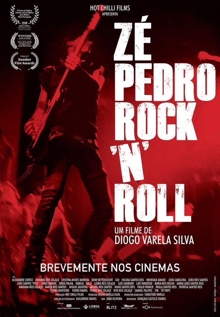 Poster Ze Pedro
