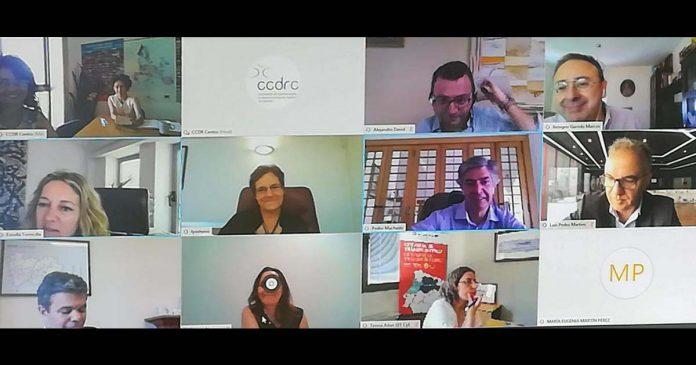 Centro de Portugal iniciativas pandemia