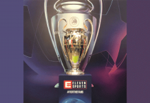 Champions League sorteio