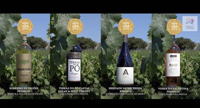 Vinhos da Península de Setúbal