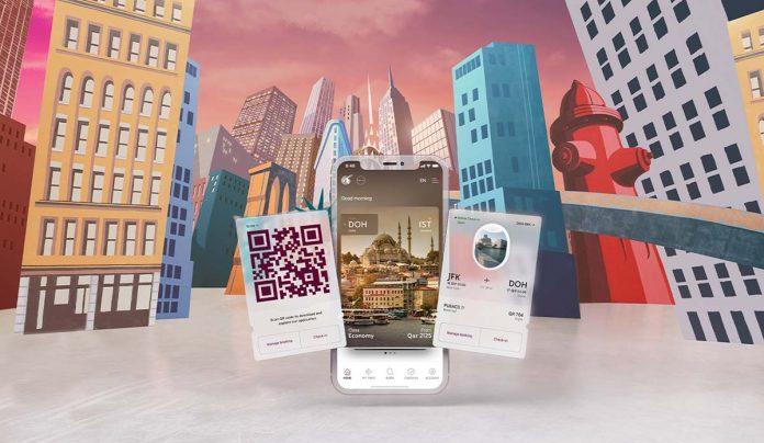 Qatar Airways App