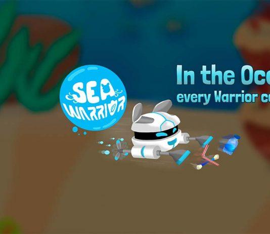 Sea Warrior o jogo