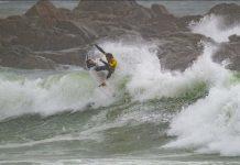 Liga MEO Surf e Afonso Antunes