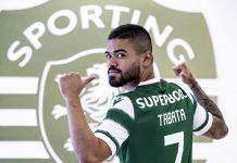 Bruno Tabata e reforço do Sporting