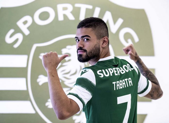 Bruno Tabata e reforço do Sporting