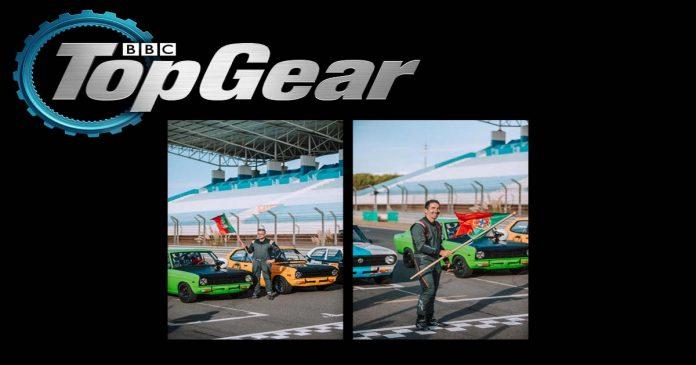 Cascais e Top Gear