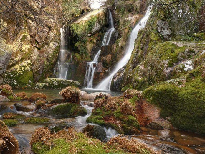 Cascata das Ninfas Serra da Estrela