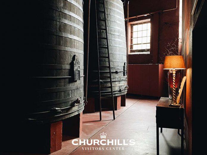 Centro de Visitas da Churchill's