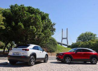 Mazda MX-30 e Portugal