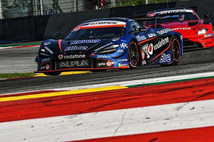 Miguel Ramos e GT Open