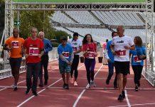 Pista de Atletismo e Estádio Nacional e Jamor