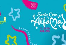 Santa Casa Alfama e salas e horários