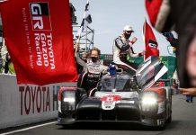 Toyota Gazoo Racing 24 Horas de Le Mans