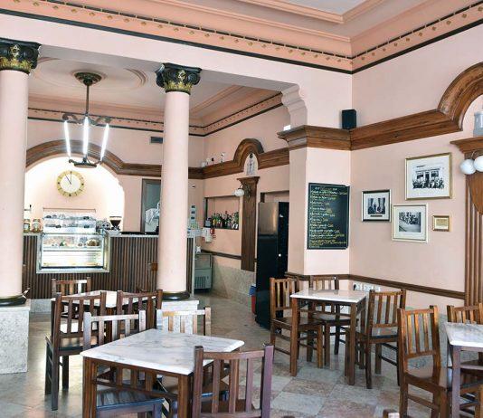 Café Calcinha European Cultural Tourism Network