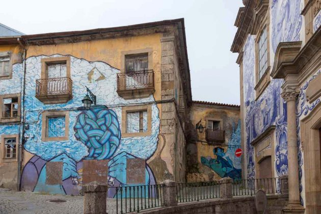 Covilhã Arte Urbana