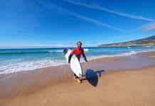 Frederico Morais campeão nacional de surf