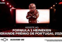 Eleven Cinemas NOS GP de Portugal Fórmula 1