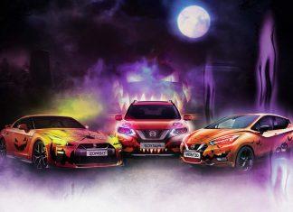 Nissan laranja