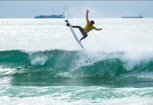 título nacional da Liga MEO Surf