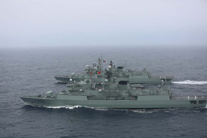 Marinha Portuguesa Força Naval Europeia