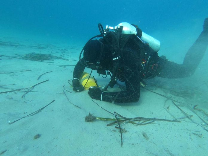 Mergulhadores Marinha MAGRE 2020