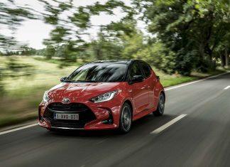 Toyota Novo Yaris
