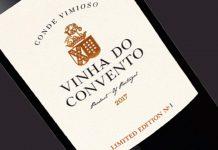 Conde Vimioso Vinha do Convento Tinto 2017