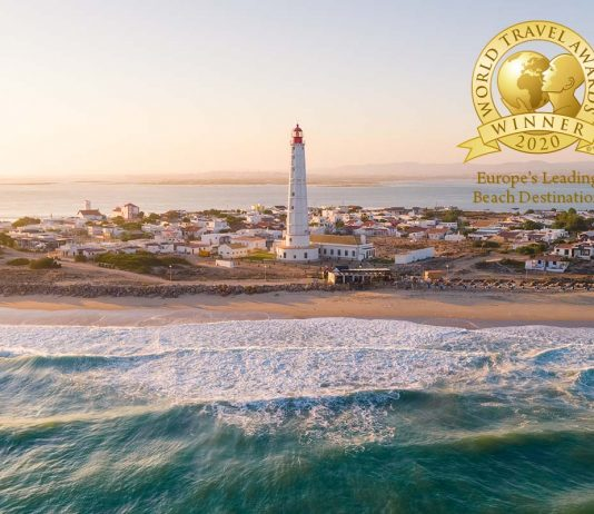 World Travel Awards Algarve Melhor Destino de Praia