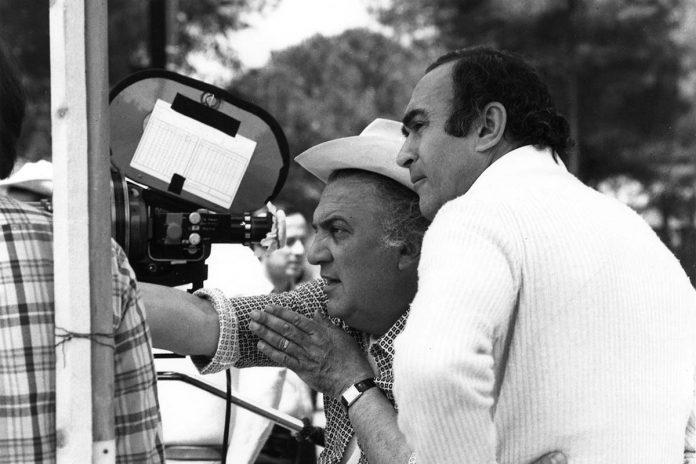 Frederico Fellini 100 anos do nascimento
