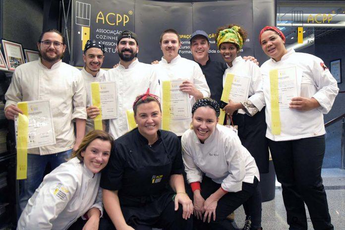 ACPP Curso Profissional de Cozinha e Pastelaria