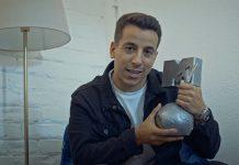 Fernando Daniel e Best Portuguese Act MTV EMA