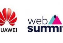 Huawei parceria Web Summit