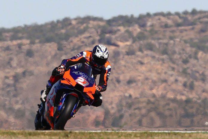 Miguel Oliveira e GP da Comunidade Valenciana
