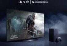 OLED TV da LG e Xbox