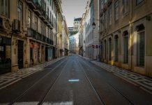 Lisboa confinamento