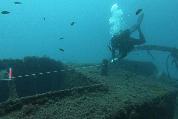 Mergulhadores da Marinha