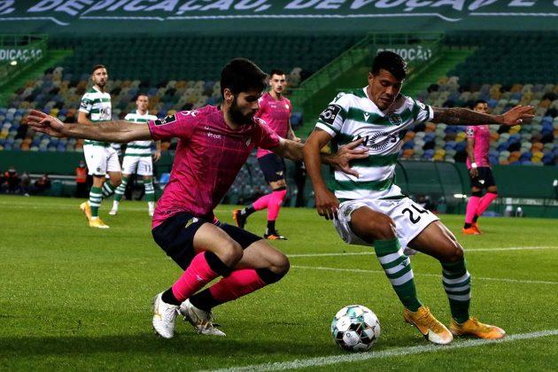 Sporting vs Moreirense