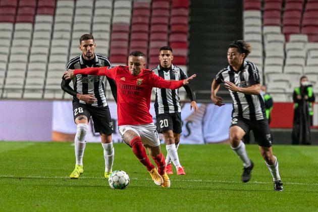 Benfica venceu o Portimonense