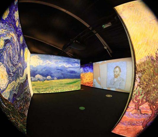 Meet Vincent van Gogh exposição